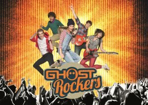 Ghost Rockers Show Plopsaland 2016 visual